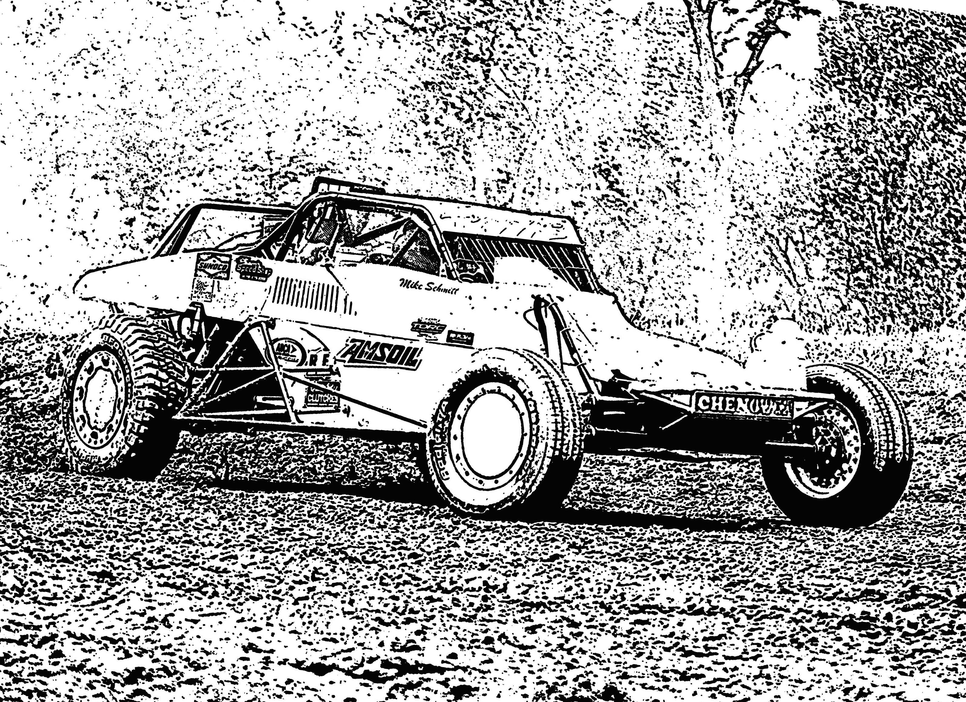 Rc Car Coloring Pages : Free coloring pages of rc truck